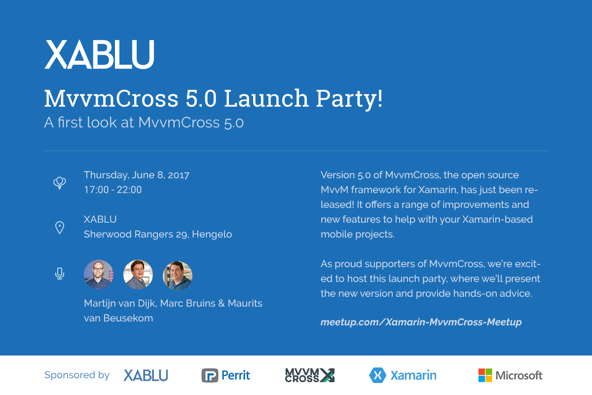 vmCross 5 launch party June 8 2017