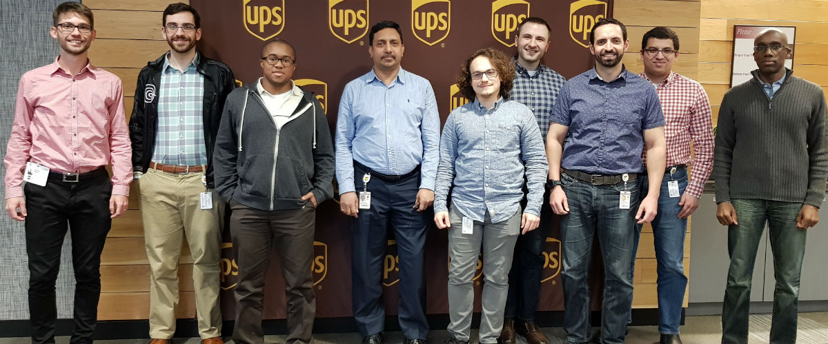 UPS Xamarin training course